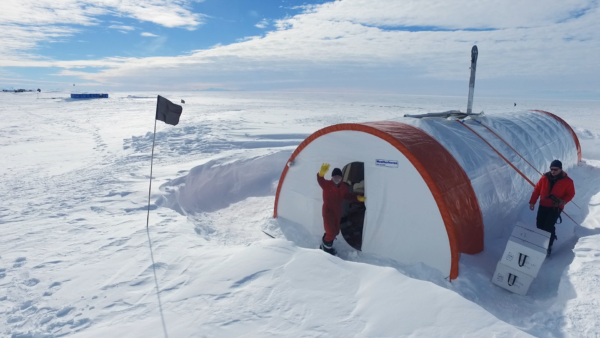 Adventures in Antarctica: drilling for ancient ice