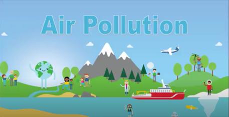 Dynamic Earth – Air Quality Monitoring