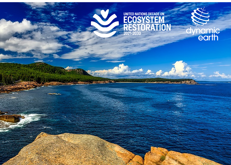 Dynamic Earth – Ecosystem Restoration for Climate Action