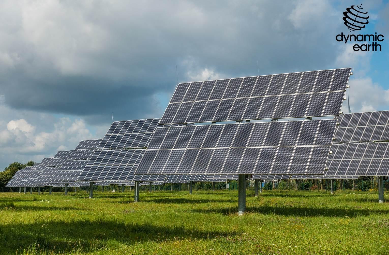 Dynamic Earth – Solar Power