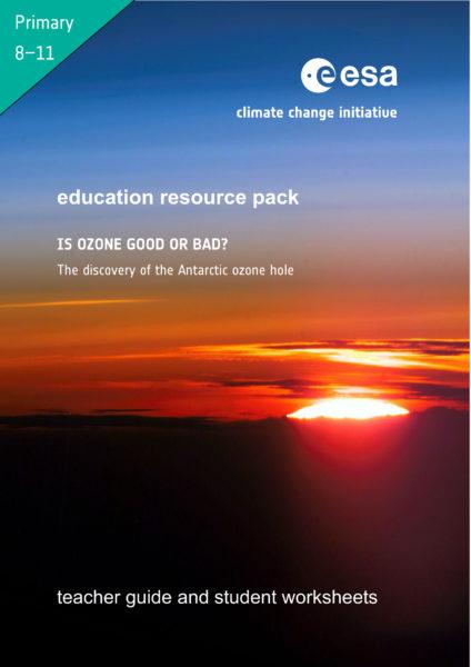 Is Ozone Good or Bad? (European Space Agency)