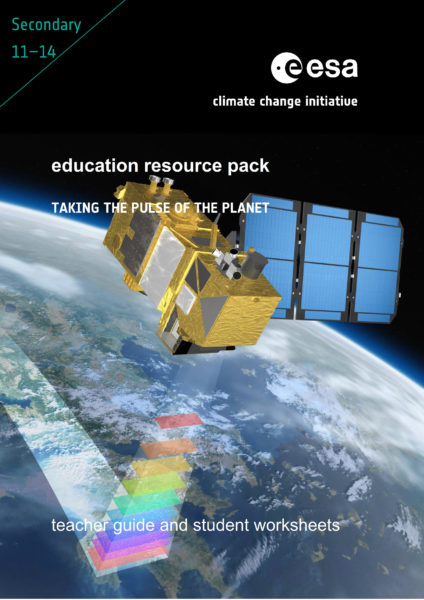 Taking the Pulse of the Planet KS3 (European Space Agency)