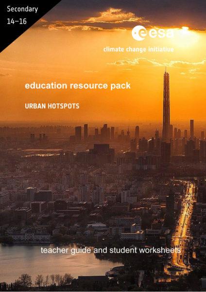Urban Hotspots (European Space Agency)