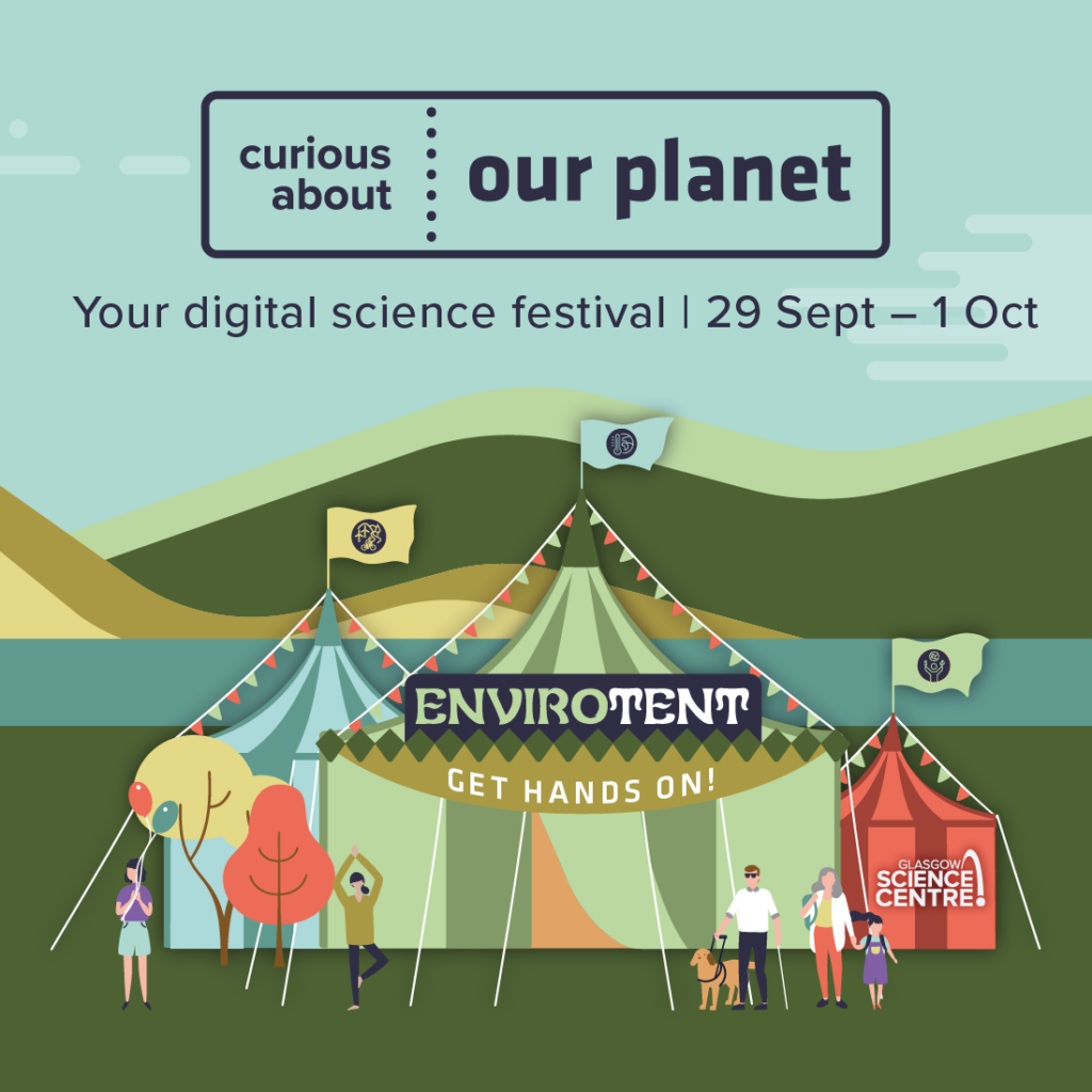 Curious About: Our Planet