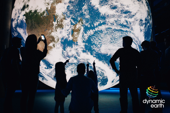 Dynamic Earth – Climate Science Showcase