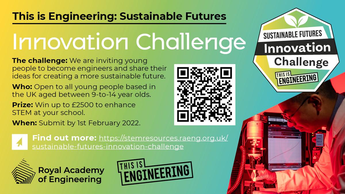 Sustainable Futures: Innovation Challenge